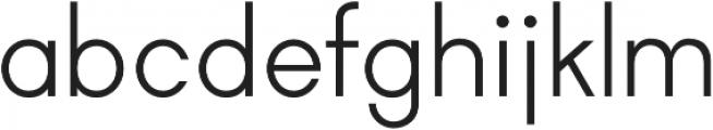 TG Neuramatica Light otf (300) Font LOWERCASE