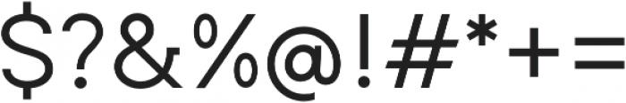 TG Neuramatica otf (400) Font OTHER CHARS