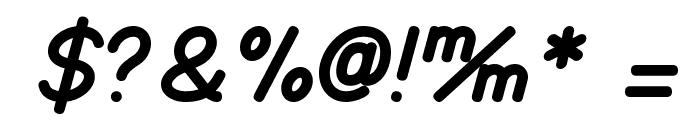 TGL 0-16 Font OTHER CHARS