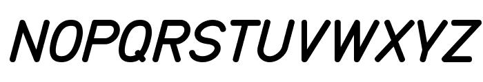 TGL 0-16 Font UPPERCASE