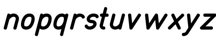 TGL 0-16 Font LOWERCASE