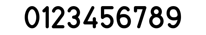 TGL 0-17 Regular Font OTHER CHARS