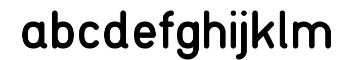 TGL 0-17 Regular Font LOWERCASE