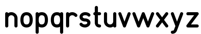 TGL 0-17 Font LOWERCASE