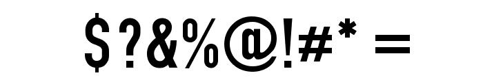 TGL0-1451Engschrift Font OTHER CHARS