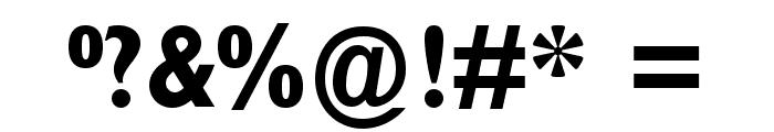 TGL12096.01 Font OTHER CHARS