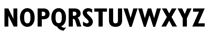 TGL12096.01 Font UPPERCASE