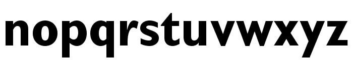 TGL12096.01 Font LOWERCASE