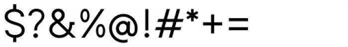 TG Neuramatica Regular Font OTHER CHARS