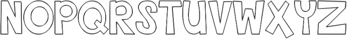 THIS FONT IS EMPTY1 ttf (400) Font UPPERCASE
