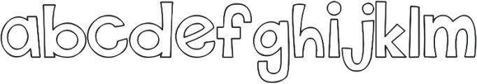 THIS FONT IS EMPTY1 ttf (400) Font LOWERCASE