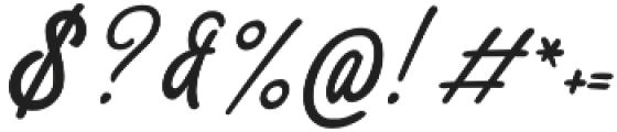 Thang Medium otf (500) Font OTHER CHARS