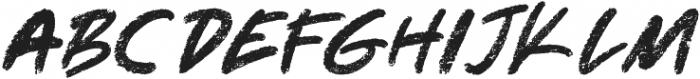 Tharon otf (400) Font UPPERCASE