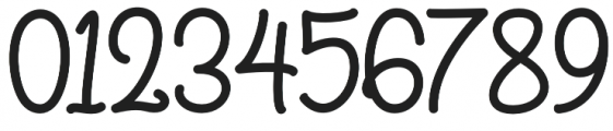 The Beaner Font 4 otf (400) Font OTHER CHARS