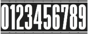 The Black Box otf (900) Font OTHER CHARS