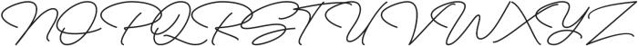 The Boorani Thampil Script otf (400) Font UPPERCASE