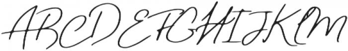 The Breat otf (400) Font UPPERCASE