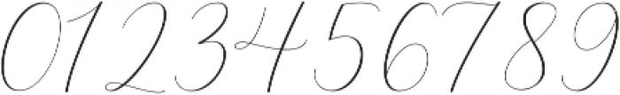 The Britney Regular ttf (400) Font OTHER CHARS