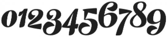 The Carpenter Black Regular otf (900) Font OTHER CHARS