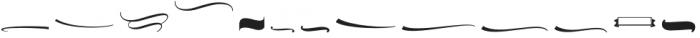 The Carpenter Ornaments Regular otf (400) Font LOWERCASE
