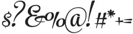 The Carpenter Regular Regular otf (400) Font OTHER CHARS