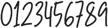 The Chocobites otf (400) Font OTHER CHARS