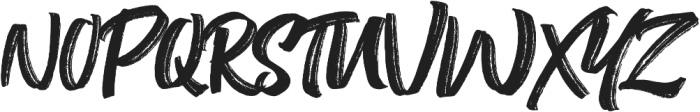 The Conquer otf (400) Font UPPERCASE