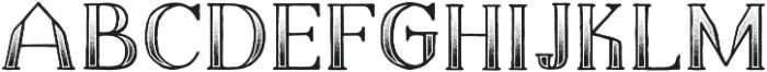 The Dark Titan Classic otf (400) Font LOWERCASE