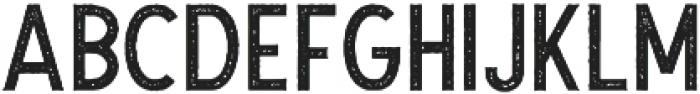 The Dodger Stamp otf (400) Font LOWERCASE