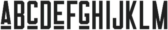 The Farmer Original Regular otf (400) Font LOWERCASE