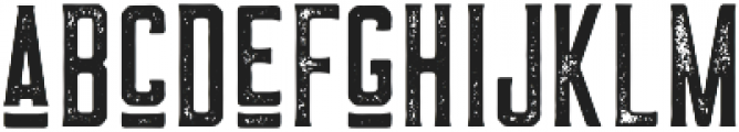 The Farmer Textured Vintage otf (400) Font LOWERCASE