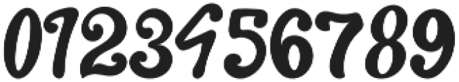 The Foughe Script Regular otf (400) Font OTHER CHARS