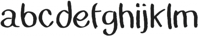 The Grimm Light otf (300) Font LOWERCASE