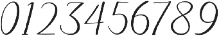 The Himalaya otf (400) Font OTHER CHARS