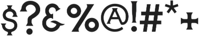 The Hound & Quail Light otf (300) Font OTHER CHARS