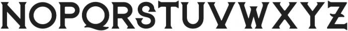 The Hound & Quail Medium otf (500) Font LOWERCASE