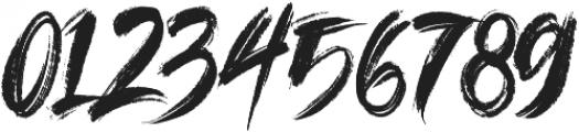 The Kallman otf (400) Font OTHER CHARS