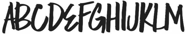 The Market otf (400) Font UPPERCASE