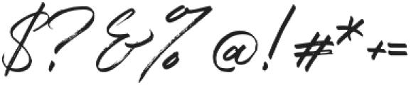 The Overleys Alt otf (400) Font OTHER CHARS