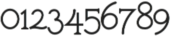 The Pinta otf (400) Font OTHER CHARS