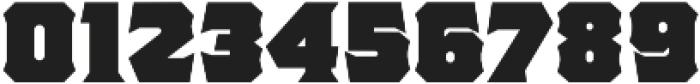 The Pretender Bold Serif otf (700) Font OTHER CHARS