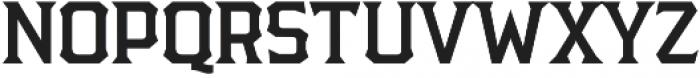 The Pretender Light Serif otf (300) Font UPPERCASE