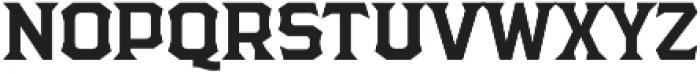 The Pretender Light Serif otf (300) Font LOWERCASE