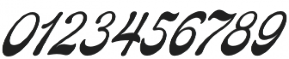 The Pretender Script otf (400) Font OTHER CHARS