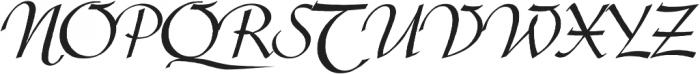The Queenz ttf (400) Font UPPERCASE