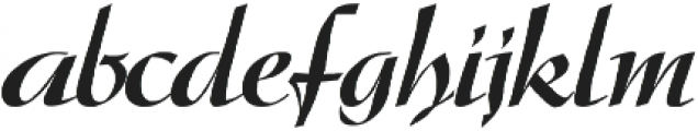 The Queenz ttf (400) Font LOWERCASE