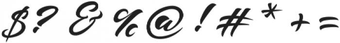 The Rattnest otf (400) Font OTHER CHARS