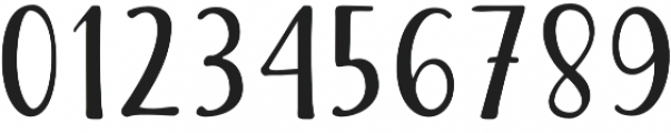 The Salvador Condensed otf (400) Font OTHER CHARS
