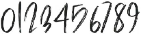 The Scarlett Regular otf (400) Font OTHER CHARS