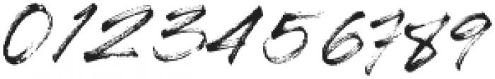 The Senom Regular otf (400) Font OTHER CHARS